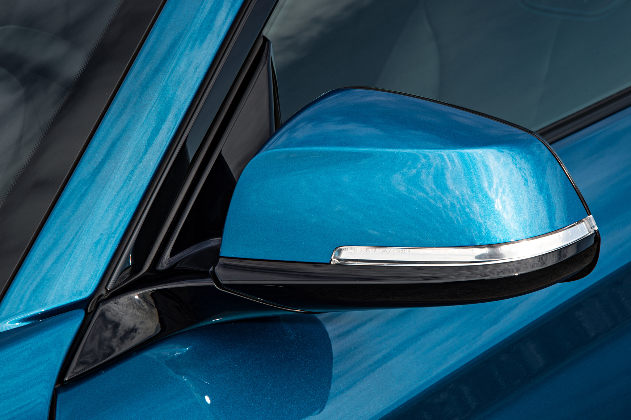2016 BMW M2 Exterior View Side Mirror (Photo 34 of 61)