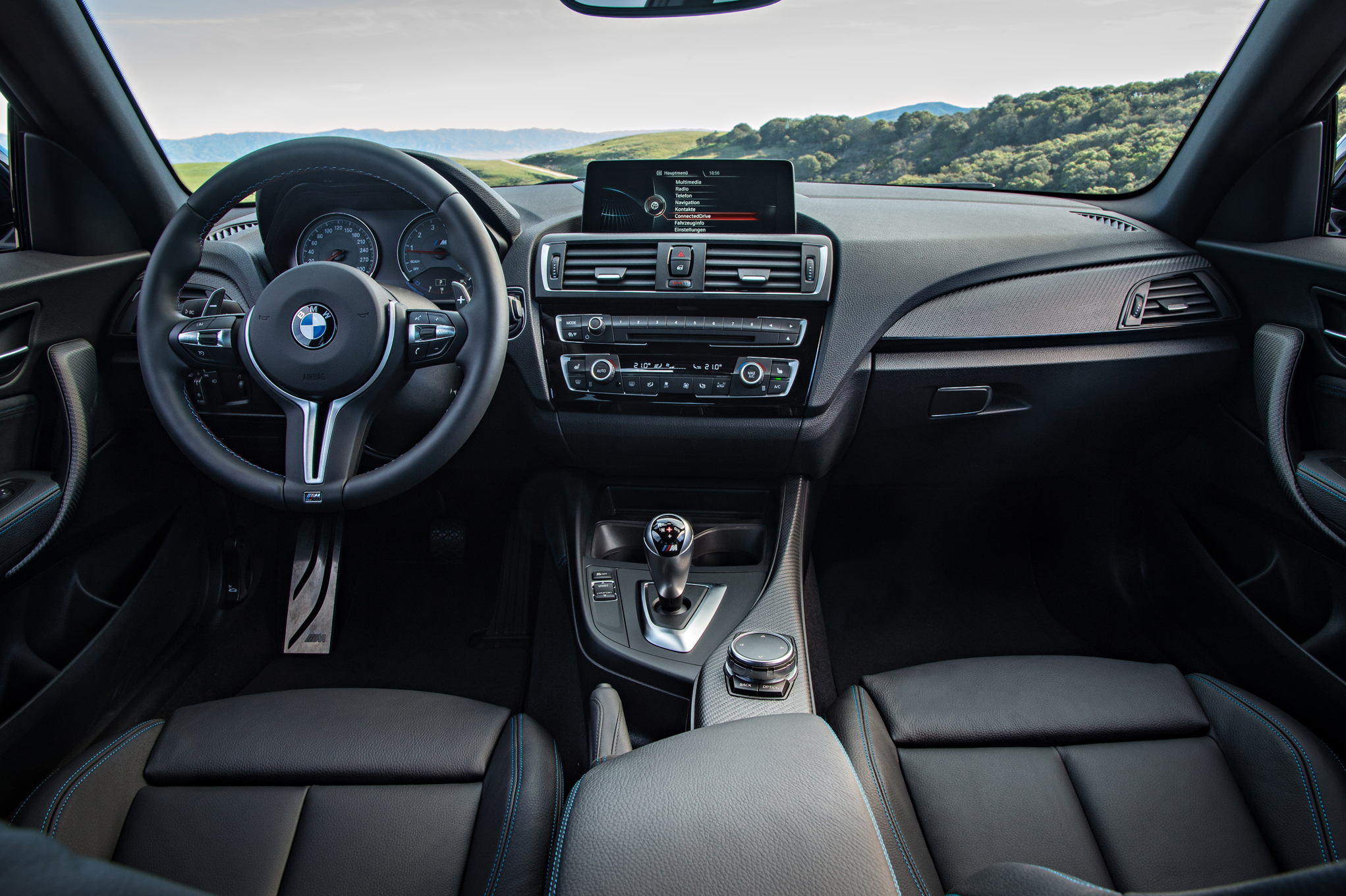 2016 BMW M2 Interior Dashboard (Photo 36 of 61)