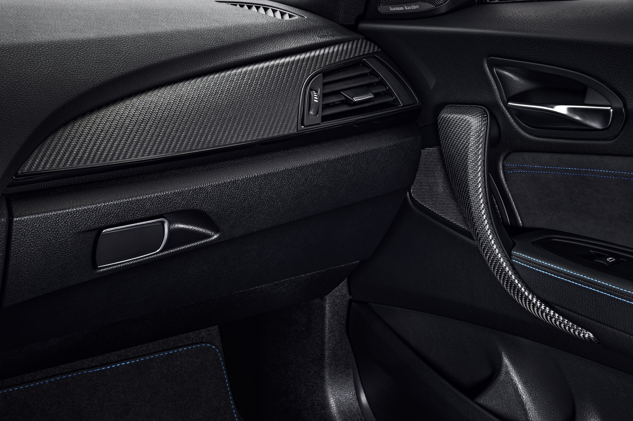 2016 BMW M2 Interior View Door Panel (Photo 44 of 61)