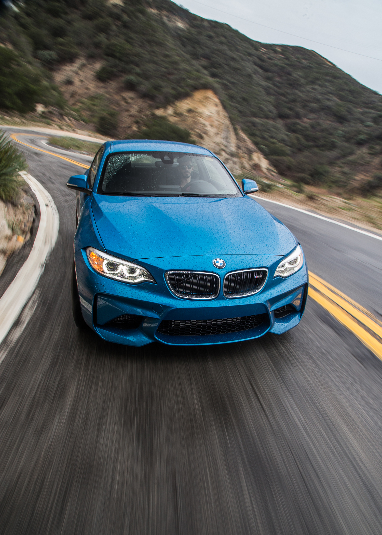 2016 BMW M2 Test Drive Front Corner (Photo 55 of 61)