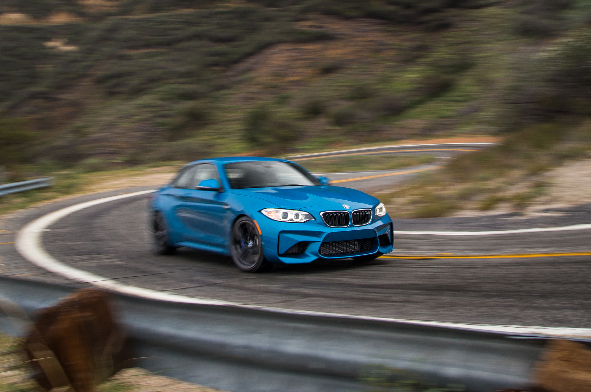 2016 BMW M2 Test Drive (Photo 53 of 61)