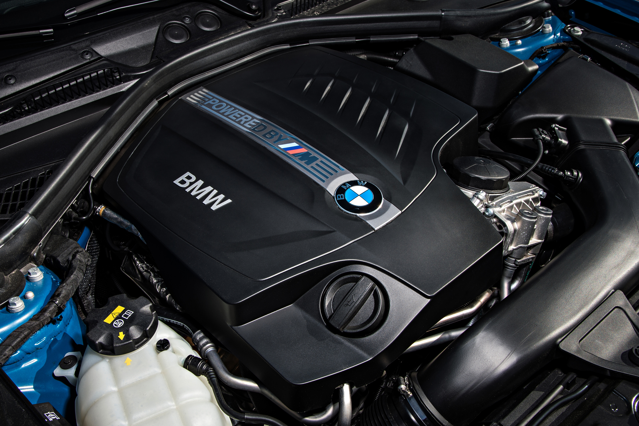 2016 BMW M2 View Engine (Photo 59 of 61)