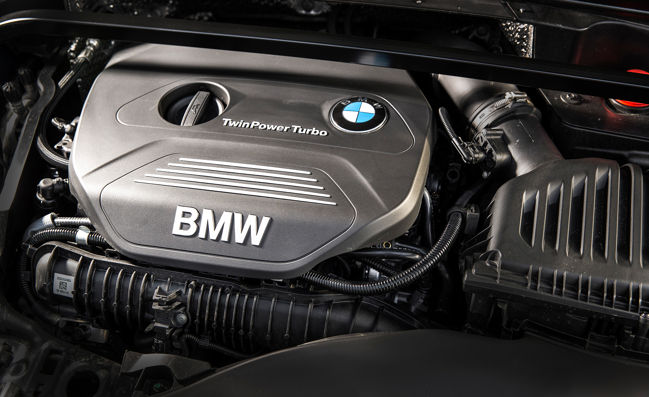 2016 BMW X1 XDrive28i View Engine (Photo 36 of 36)