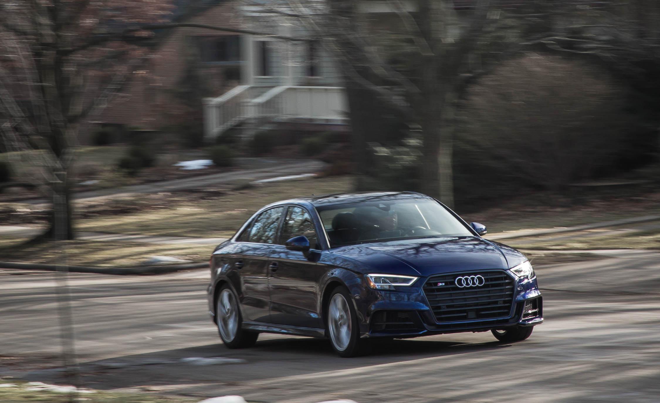 2017 Audi S3 Black Metallic (Photo 2 of 50)