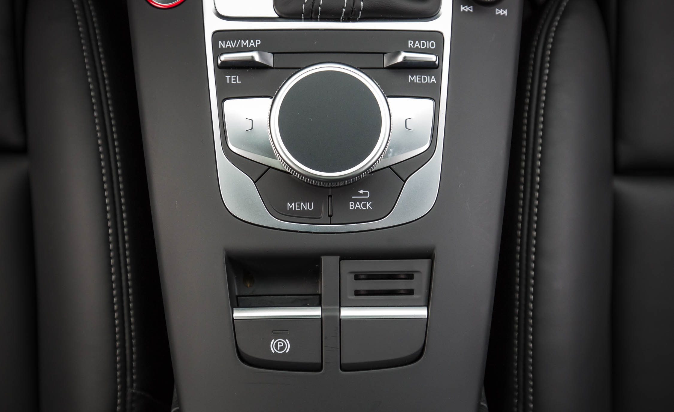 2017 Audi S3 Interior View Center Console Control (Photo 23 of 50)
