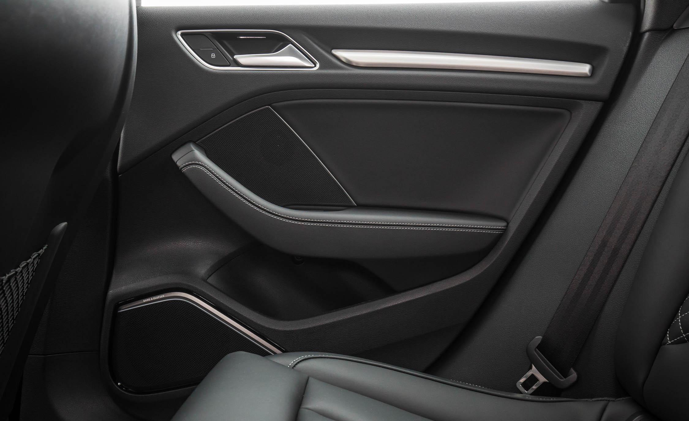 2017 Audi S3 Interior View Door Panel Rear (View 26 of 50)