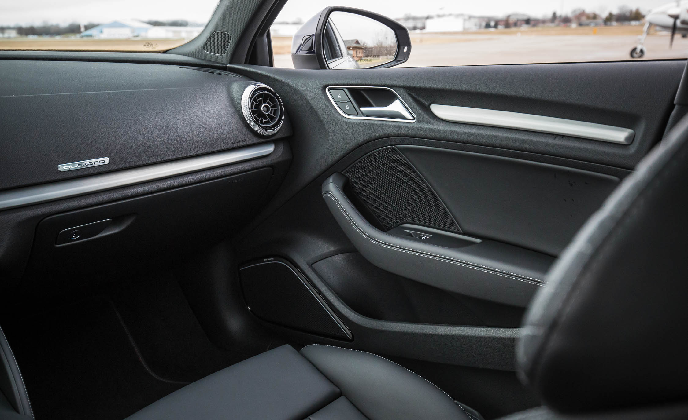 2017 Audi S3 Interior View Door Panel (View 19 of 50)