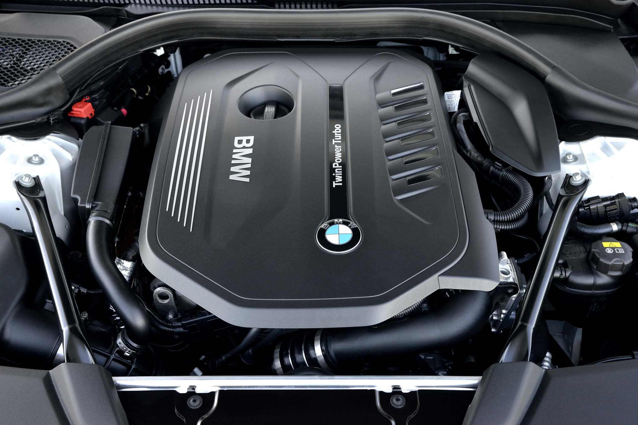 2017 BMW 540i M Sport View Engine (View 7 of 35)