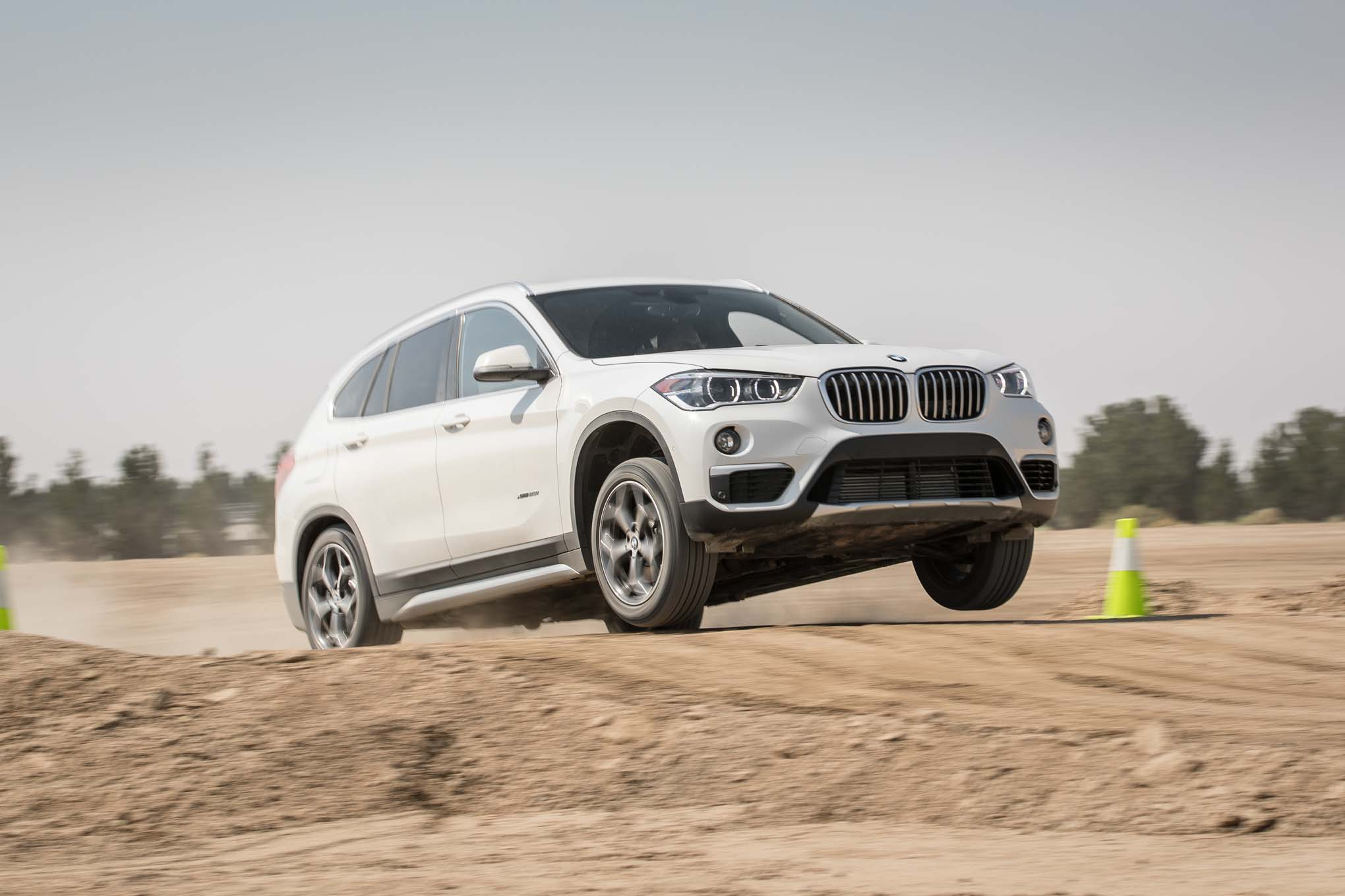 2017 BMW X1 XDrive28i Test Drive Off Road (Photo 7 of 23)