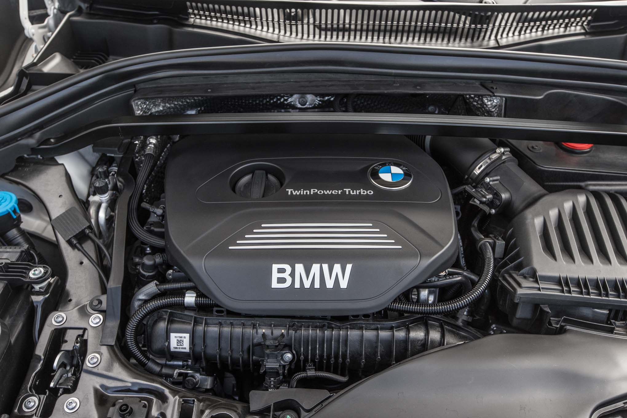 2017 BMW X1 XDrive28i View Engine (Photo 23 of 23)