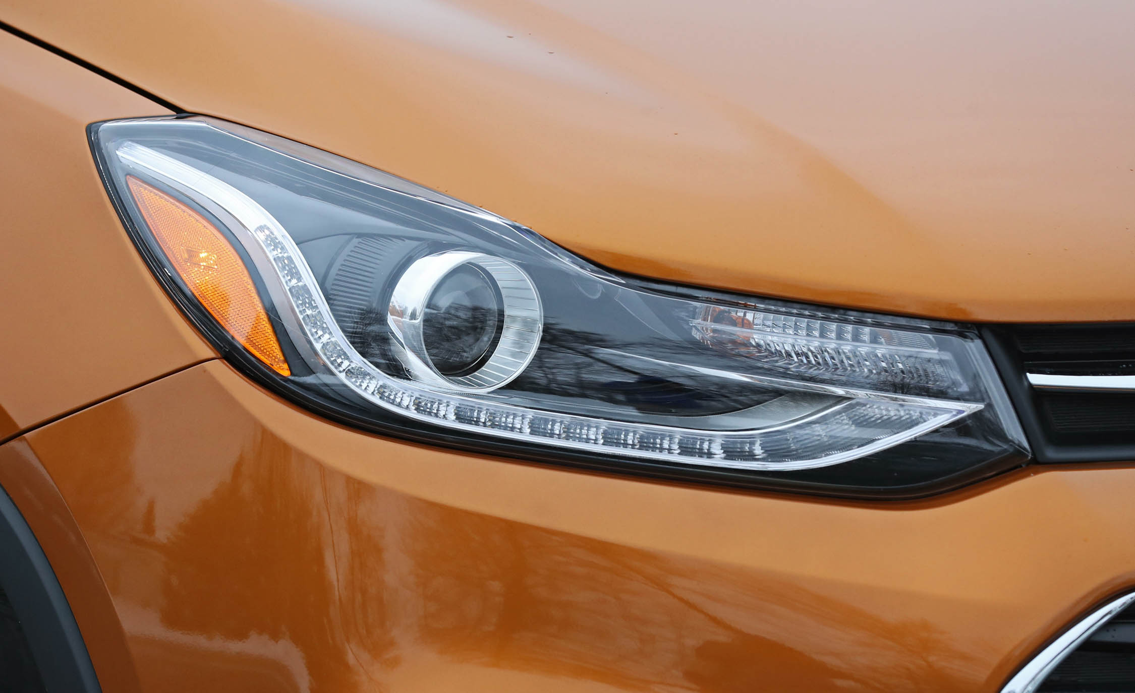 2017 Chevrolet Trax Exterior View Headlamp (Photo 10 of 47)