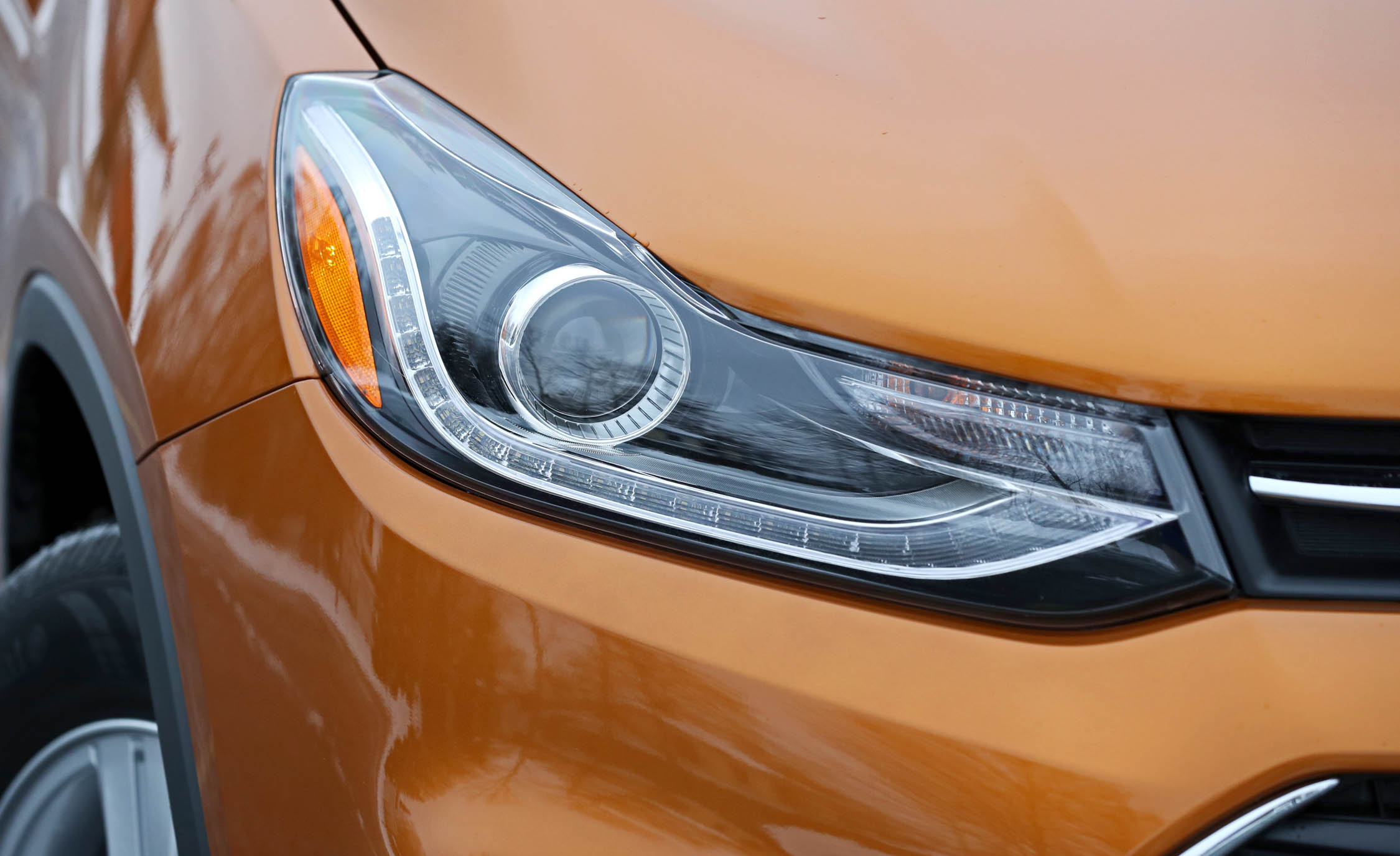 2017 Chevrolet Trax Exterior View Headlight (View 39 of 47)