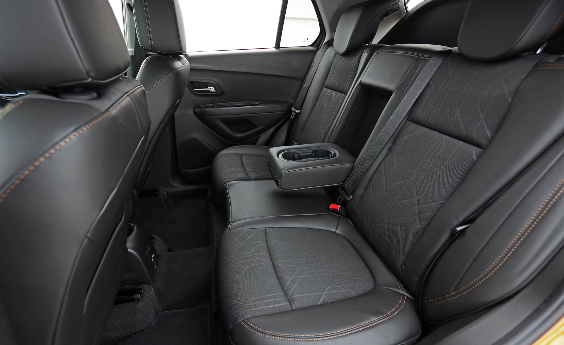 2017 Chevrolet Trax Interior Seats Rear (Photo 21 of 47)