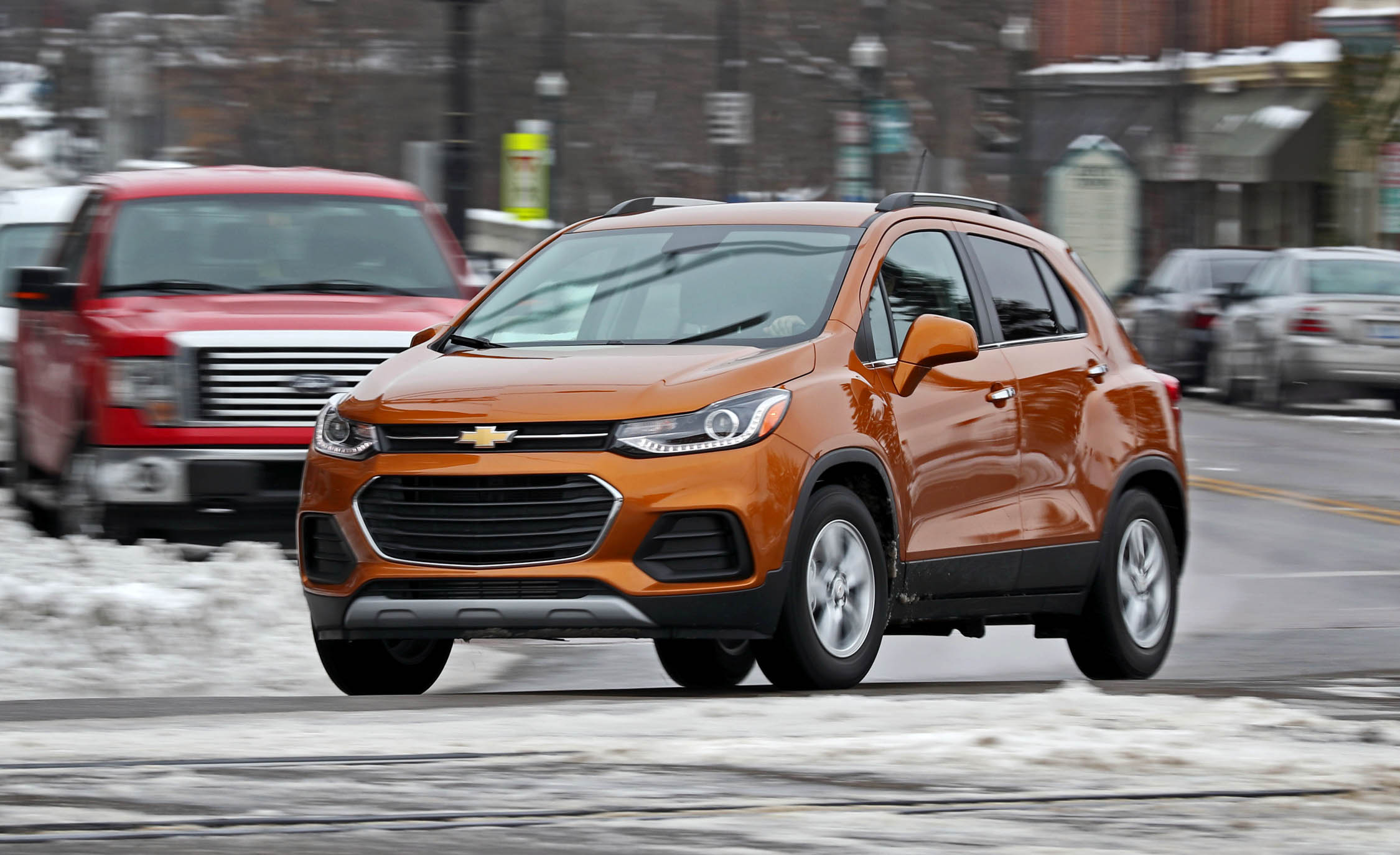 2017 Chevrolet Trax Test Drive (Photo 5 of 47)