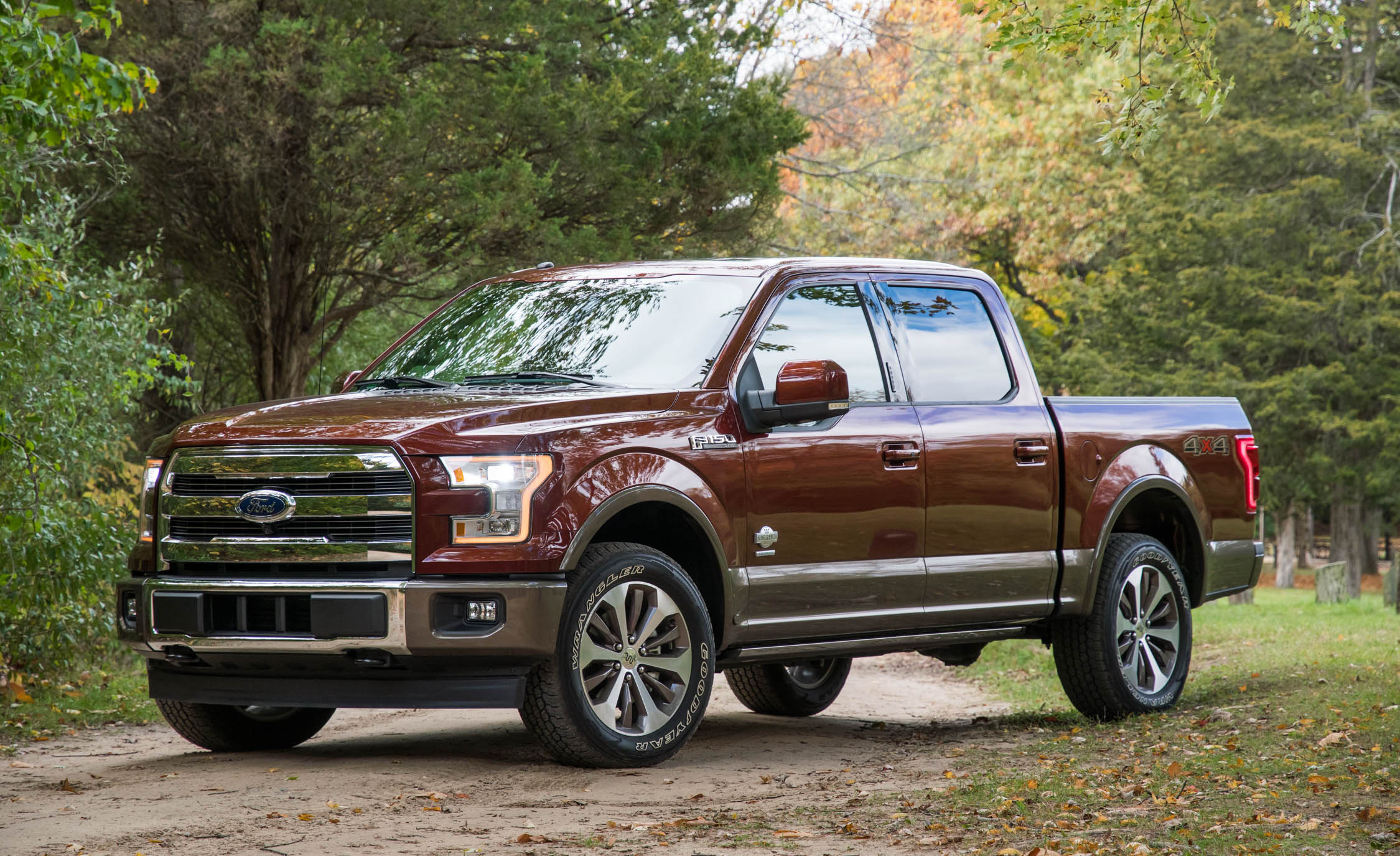 2017 Ford F 150 Truck Cars Exclusive Videos And Photos