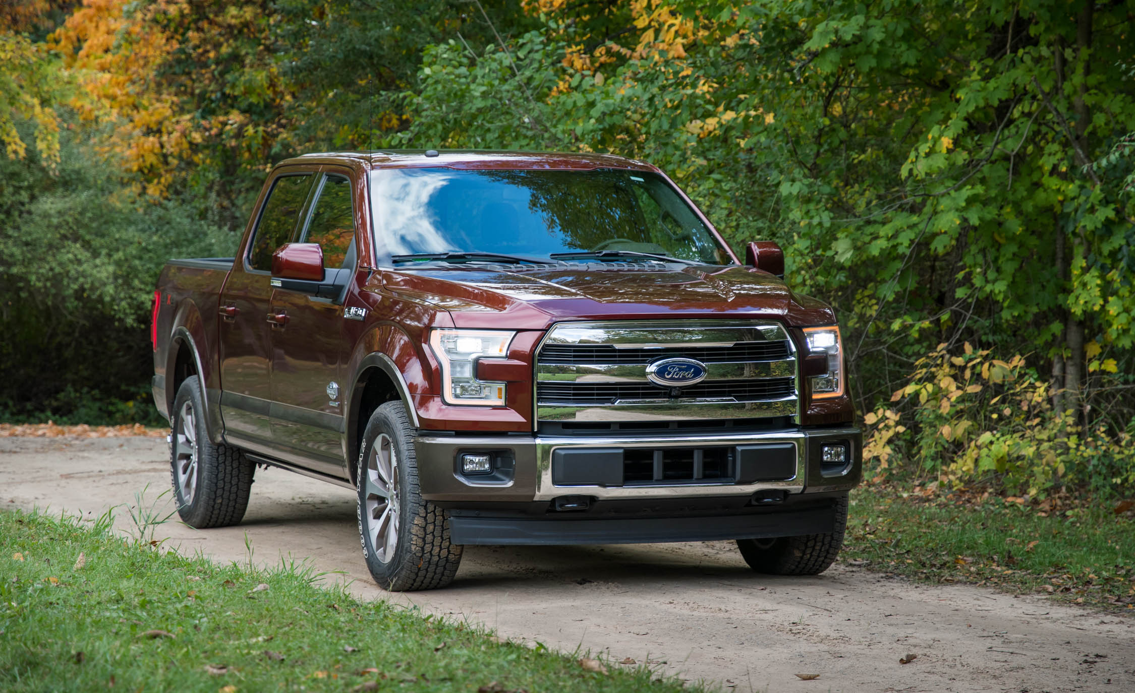2017 Ford F 150 King Ranch (Photo 1 of 50)