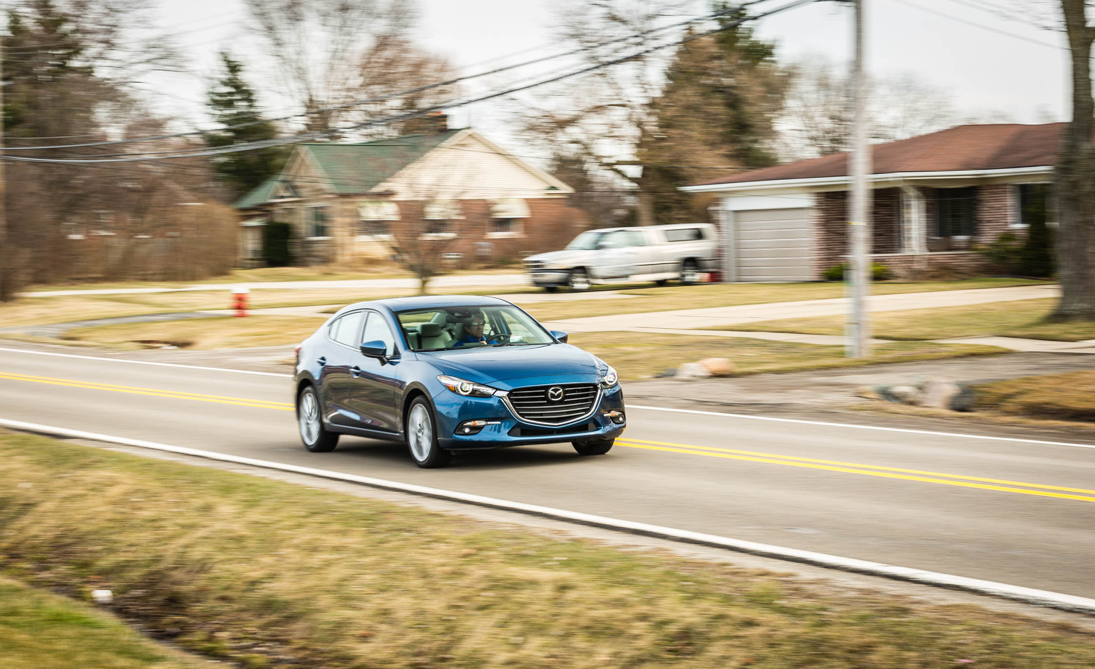 2017 Mazda 3 Grand Touring Sedan Test Drive (Photo 3 of 51)