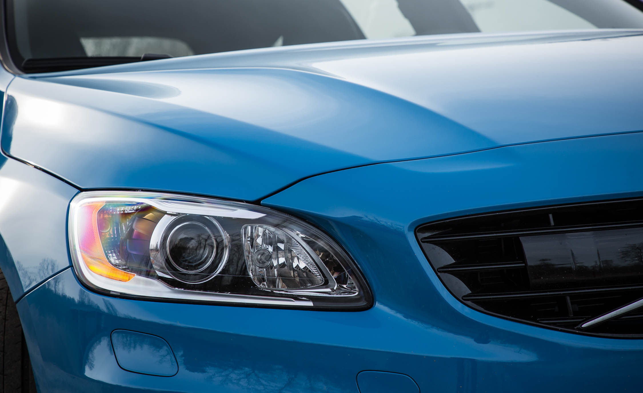 2017 Volvo V60 Polestar Exterior View Headlight (Photo 10 of 53)