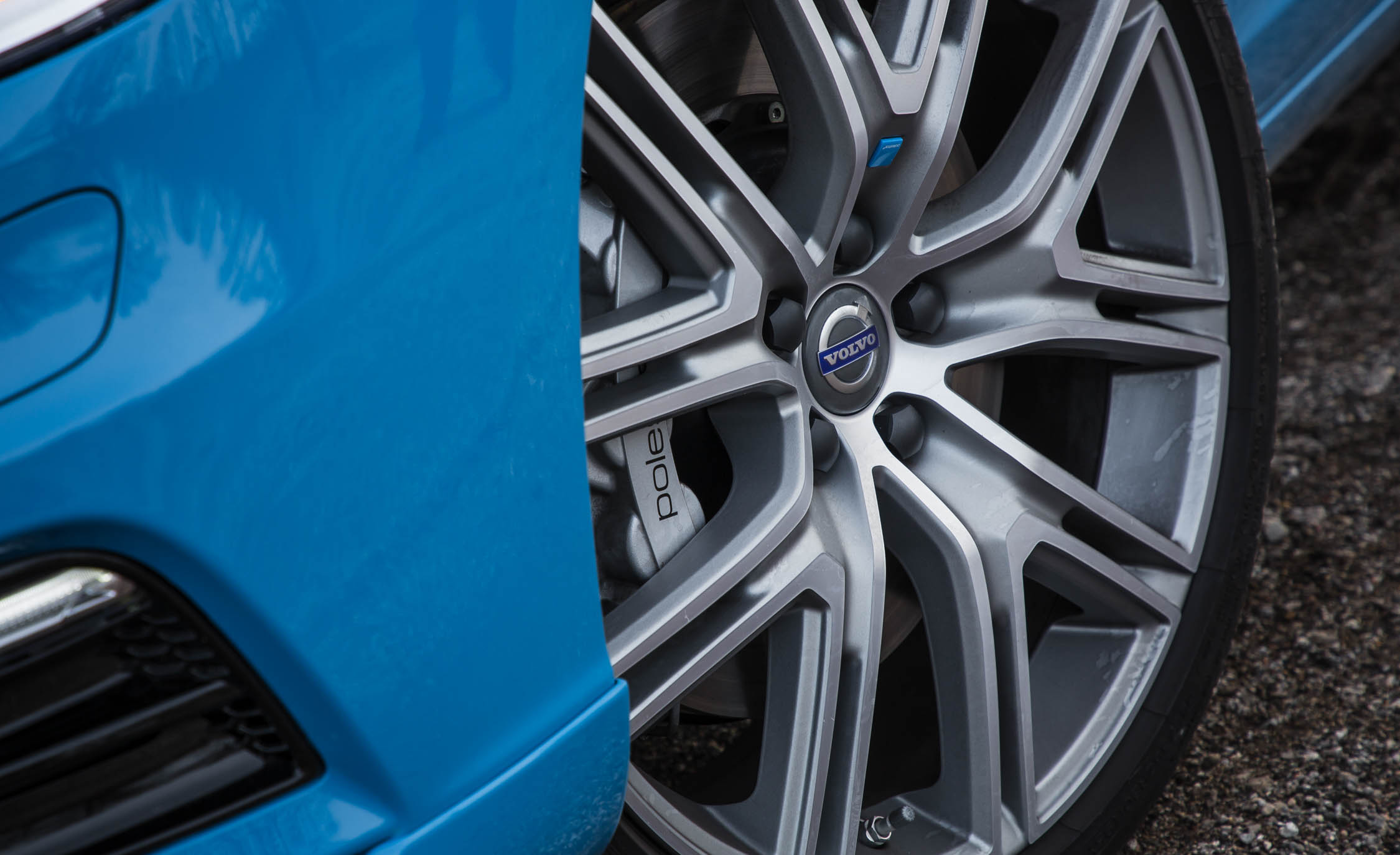 2017 Volvo V60 Polestar Exterior View Wheel Trim (Photo 16 of 53)