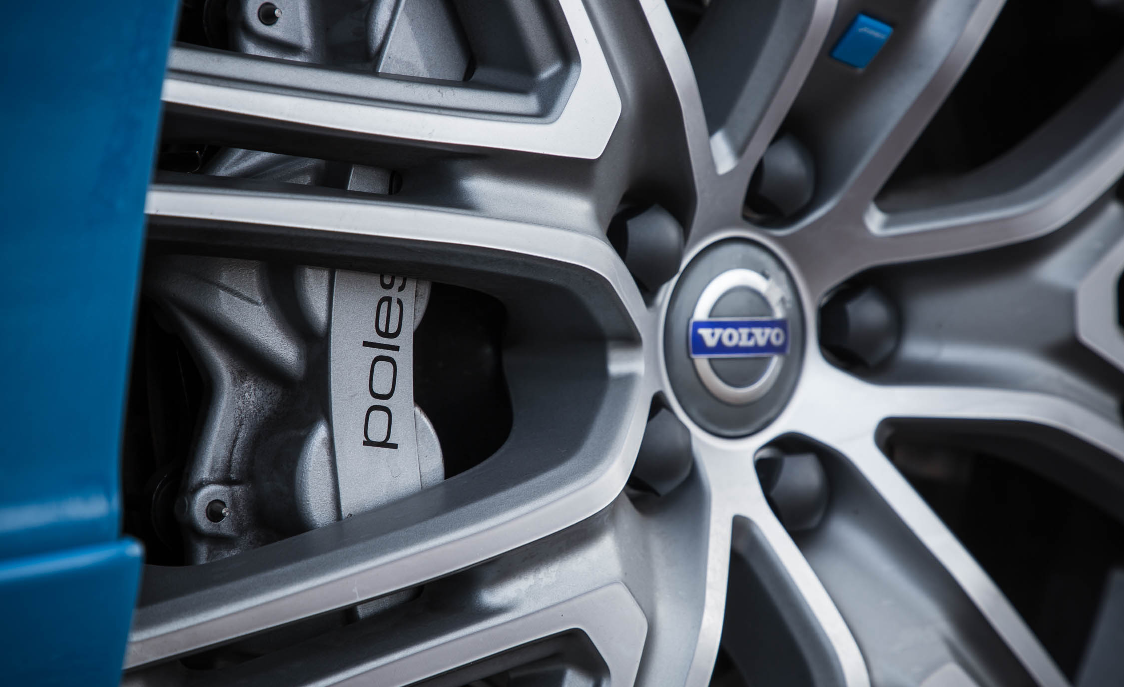 2017 Volvo V60 Polestar Exterior View Wheel Velg (View 21 of 53)