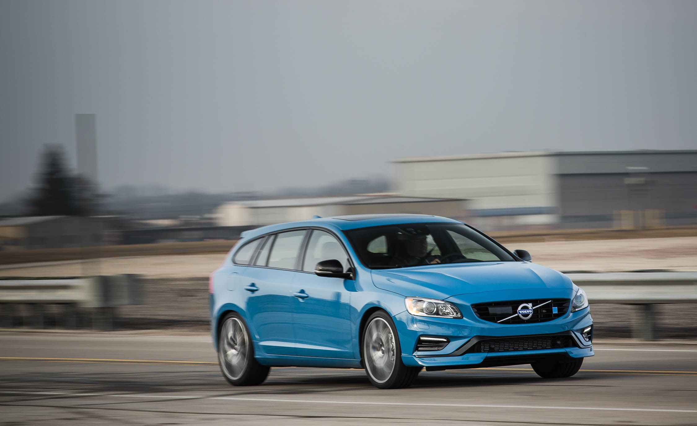 2017 Volvo V60 Polestar Test Drive (View 5 of 53)