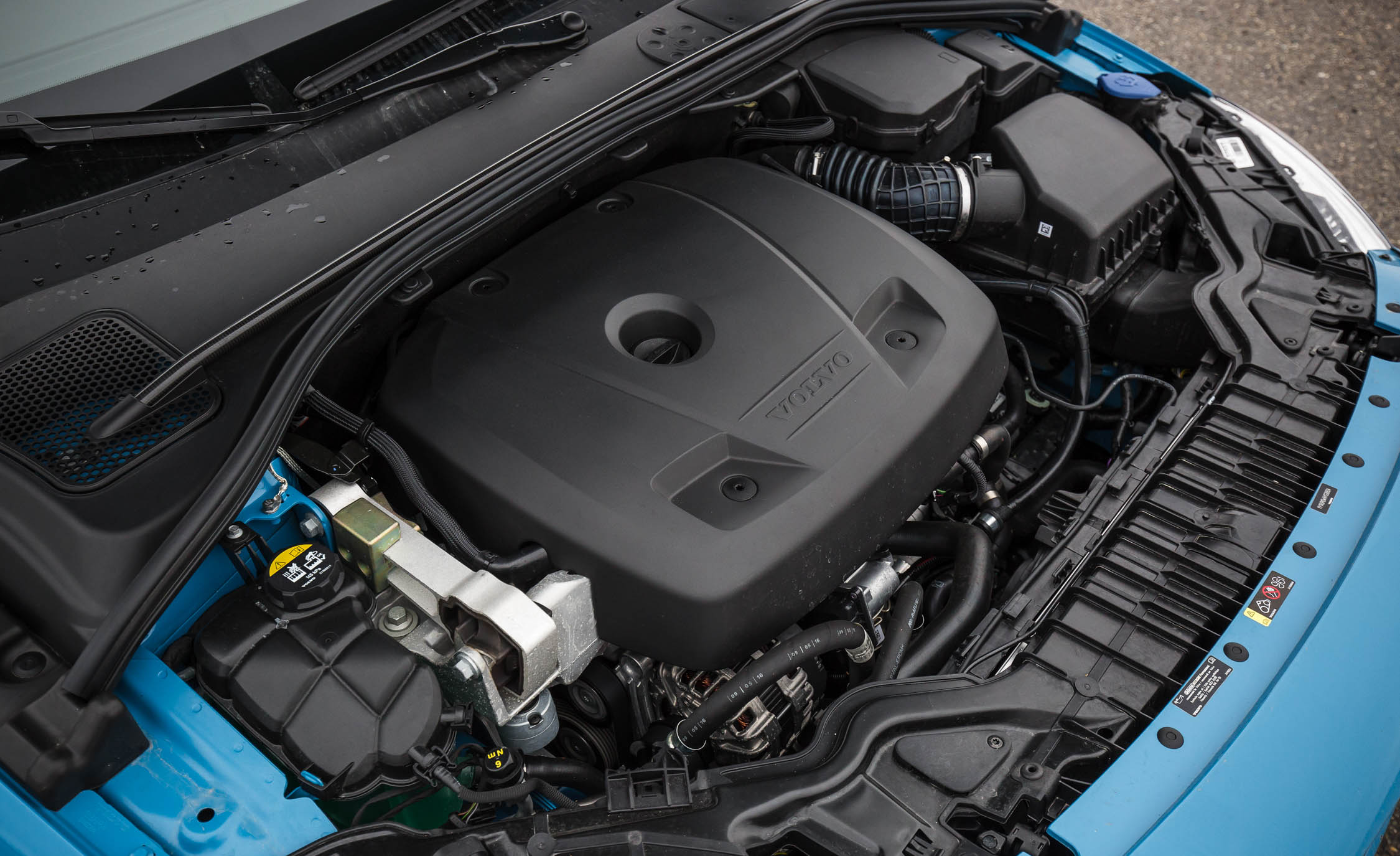 2017 Volvo V60 Polestar View Engine (Photo 52 of 53)