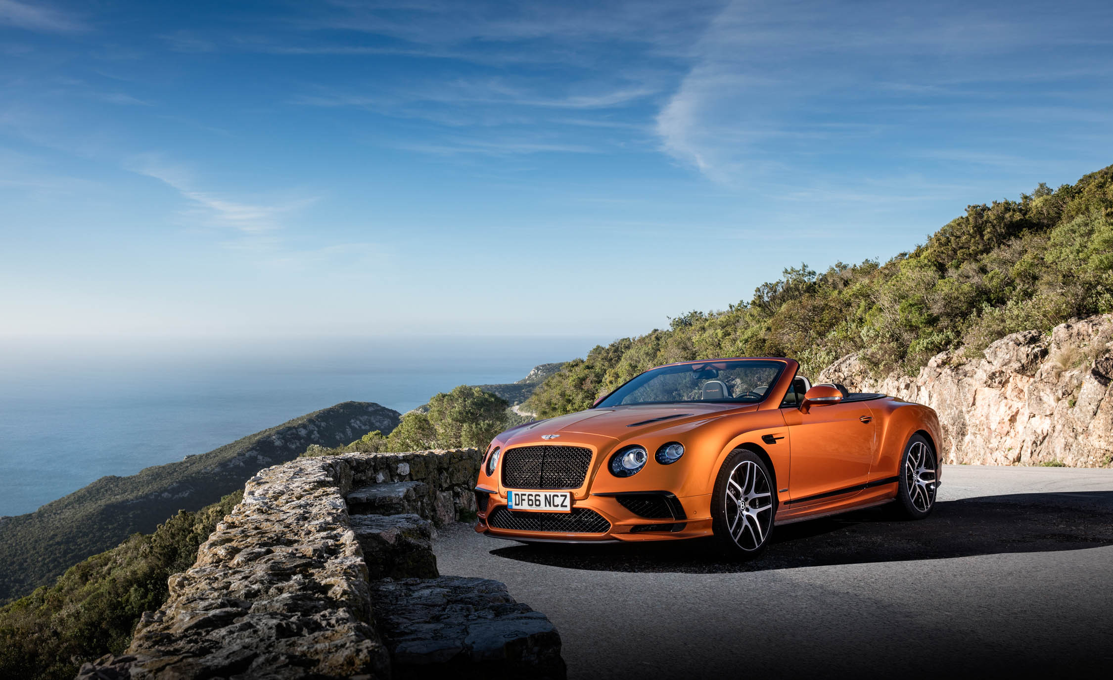2018 Bentley Continental Supersports Convertible Exterior Front And Side (View 54 of 66)