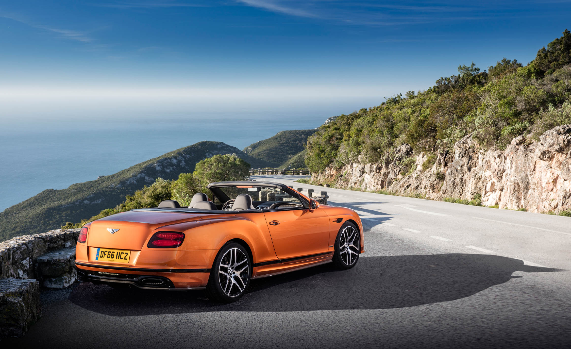 2018 Bentley Continental Supersports Convertible Exterior Rear And Side (View 55 of 66)