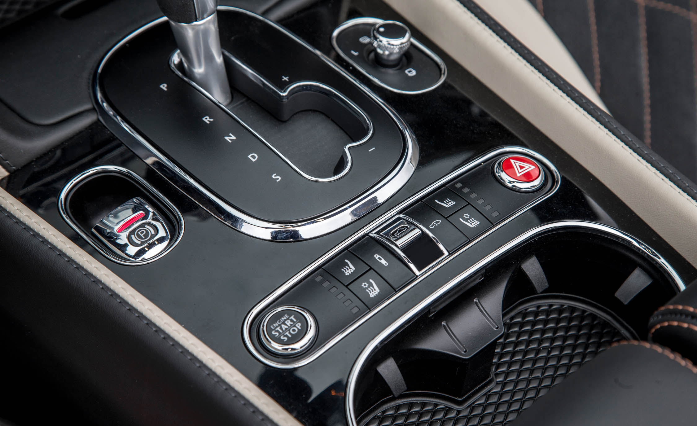 2018 Bentley Continental Supersports Convertible Interior View Center Console Control (View 45 of 66)