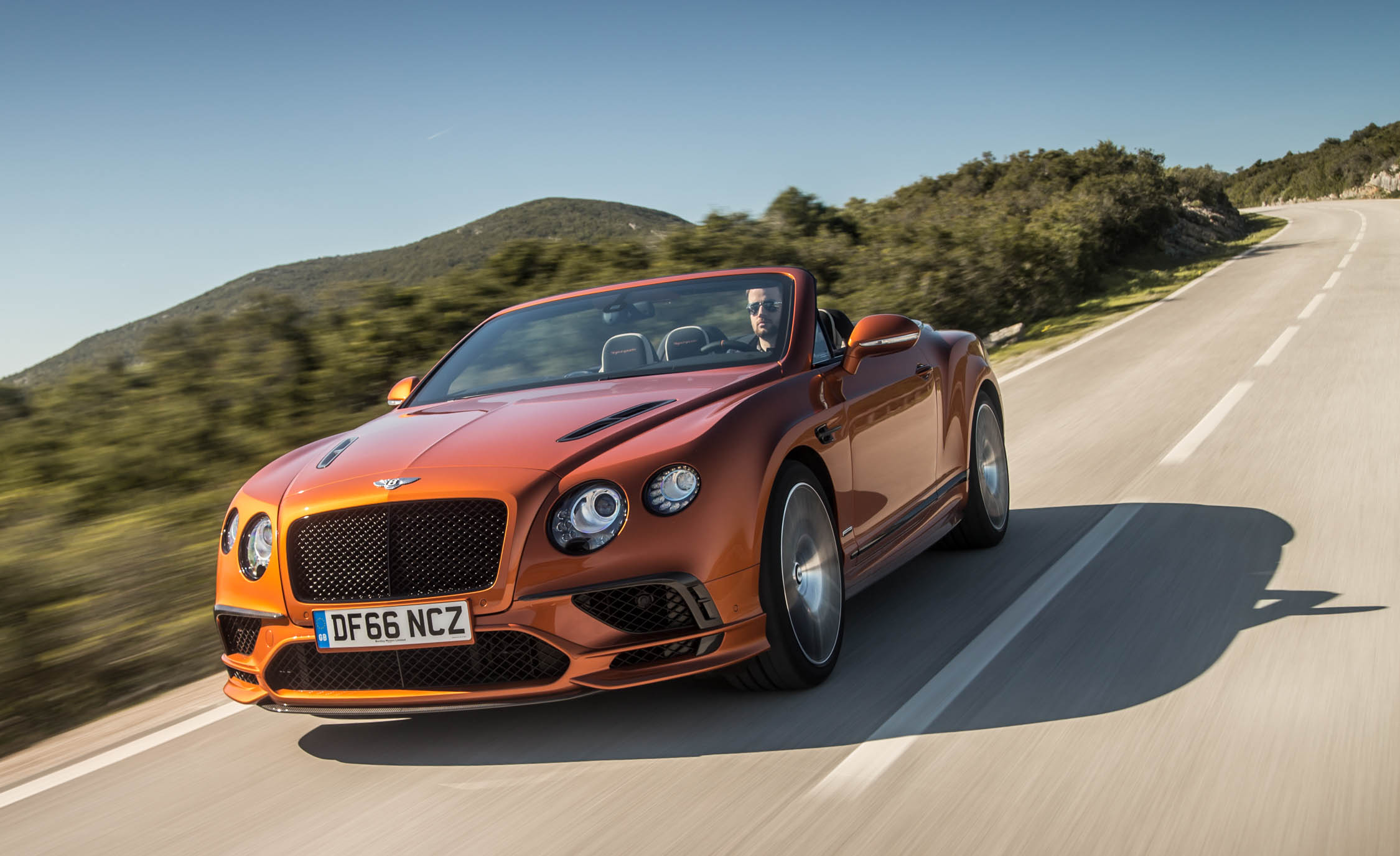 2018 Bentley Continental Supersports Convertible Test Drive (View 50 of 66)