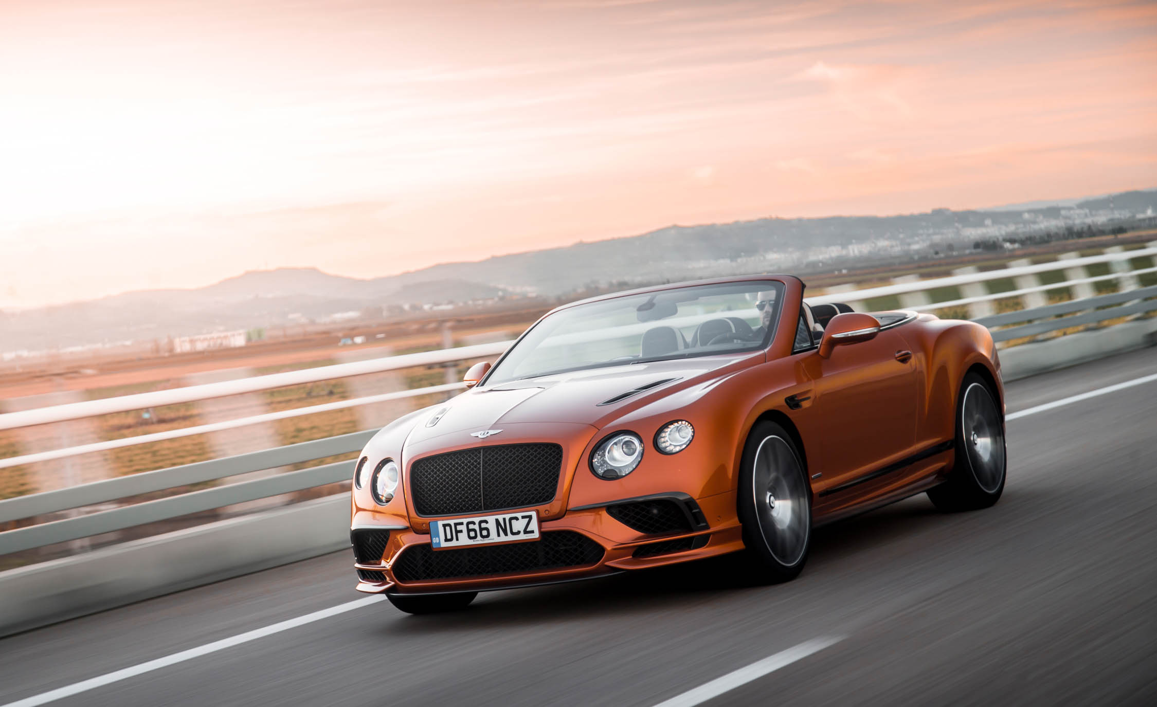 2018 Bentley Continental Supersports Convertible (View 57 of 66)