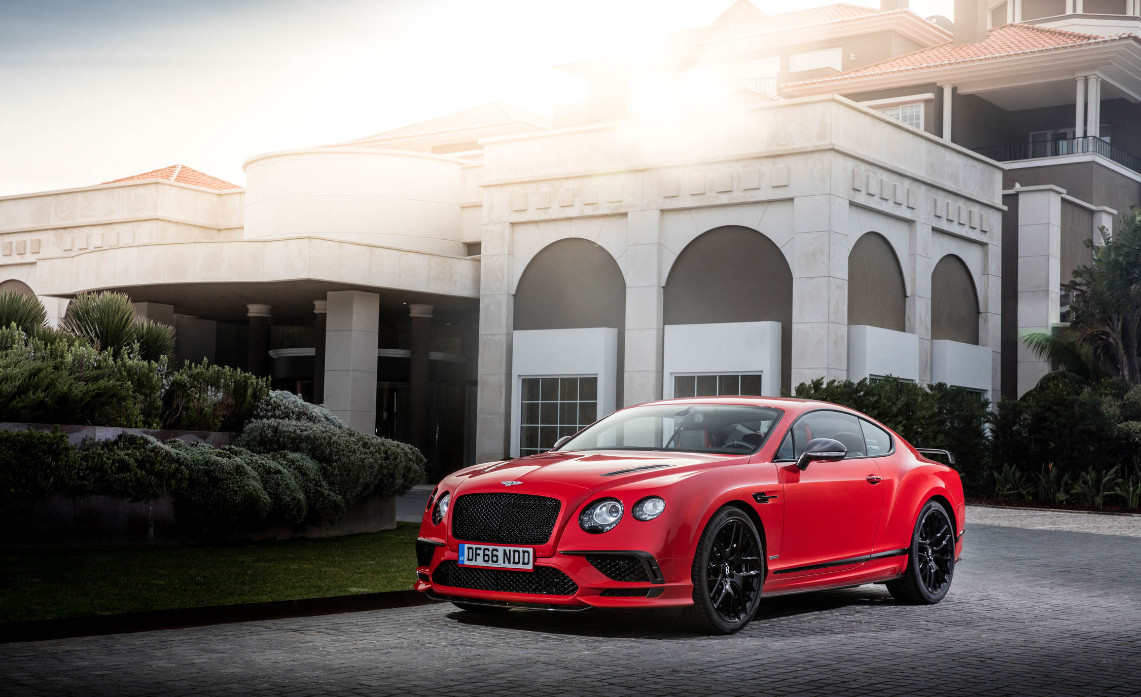 2018 Bentley Continental Supersports Exterior Front And Side (View 21 of 66)