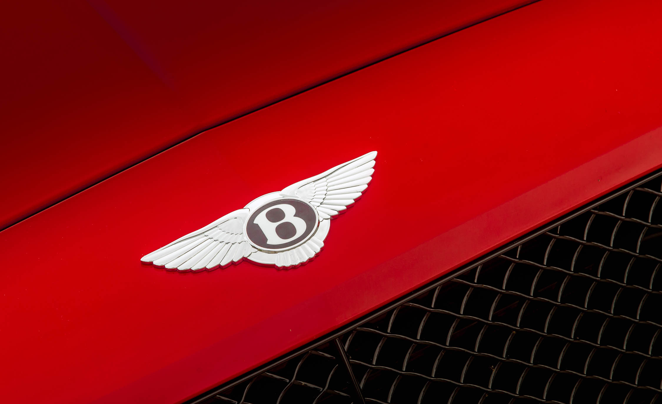 2018 Bentley Continental Supersports Exterior View Front Badge (View 23 of 66)