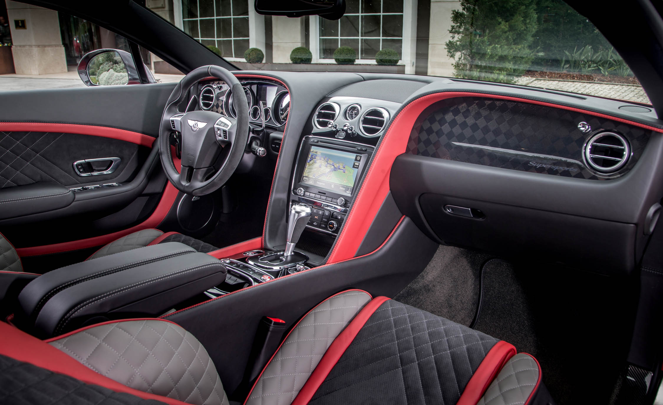 2018 Bentley Continental Supersports Interior Dashboard (View 3 of 66)