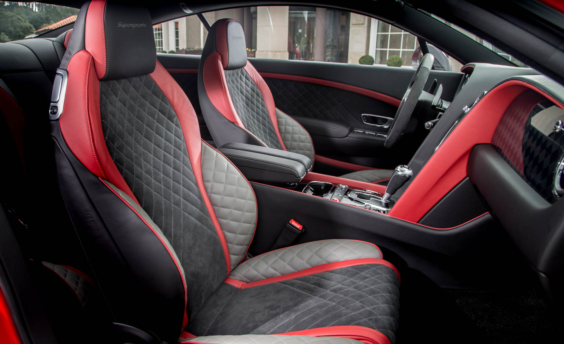 2018 Bentley Continental Supersports Interior Seats Front (View 8 of 66)
