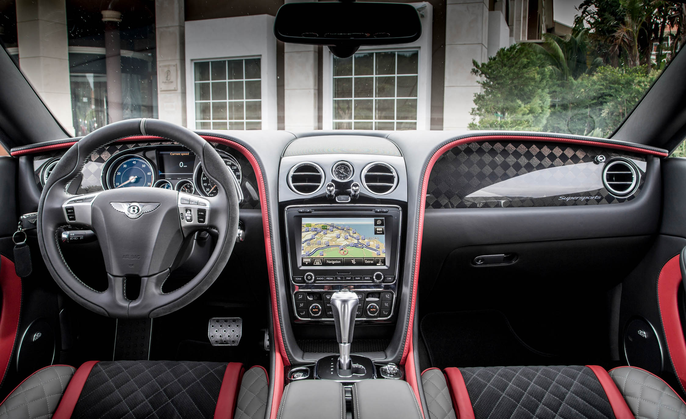 2018 Bentley Continental Supersports Interior (Photo 9 of 66)