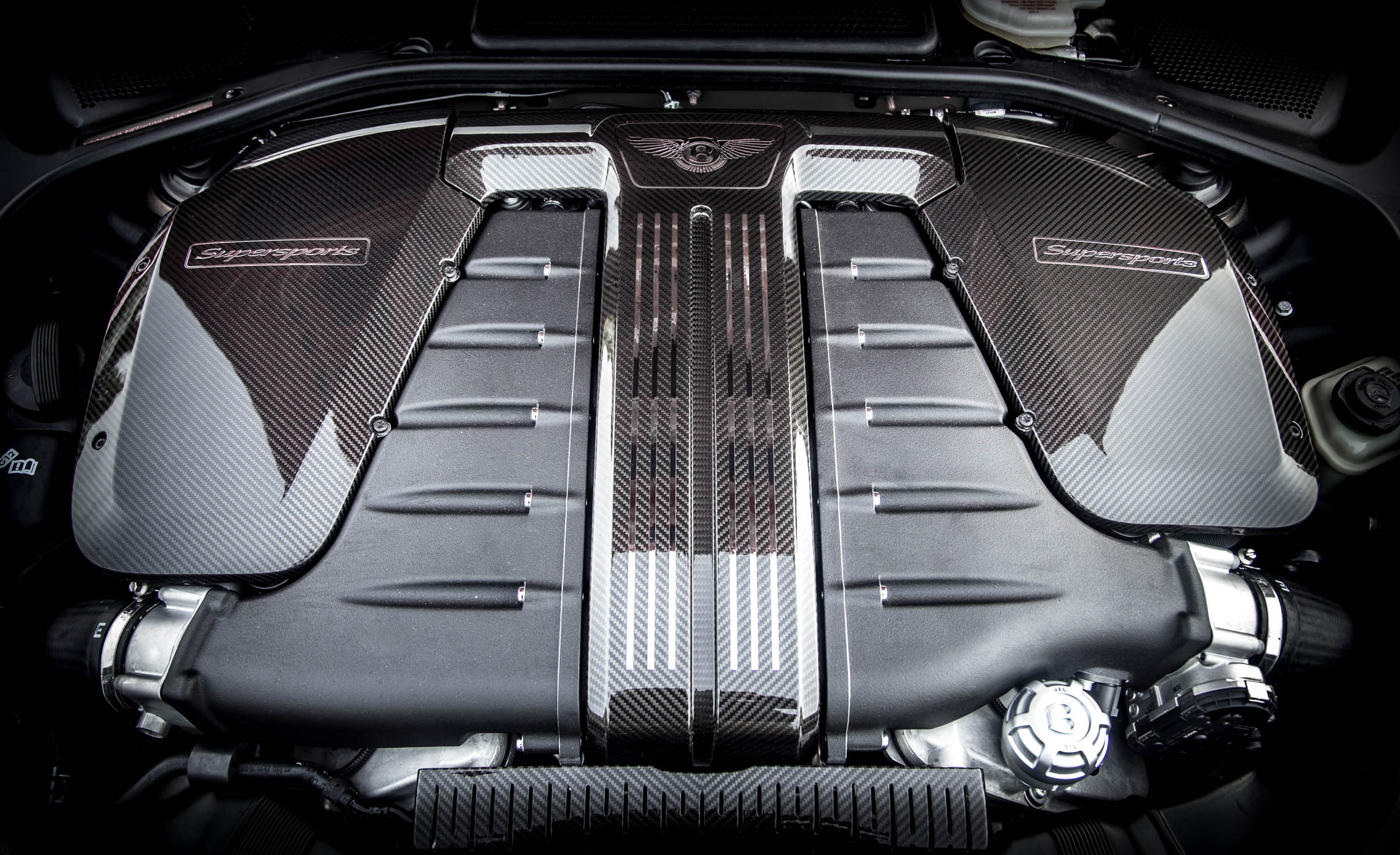 2018 Bentley Continental Supersports View Engine (View 2 of 66)