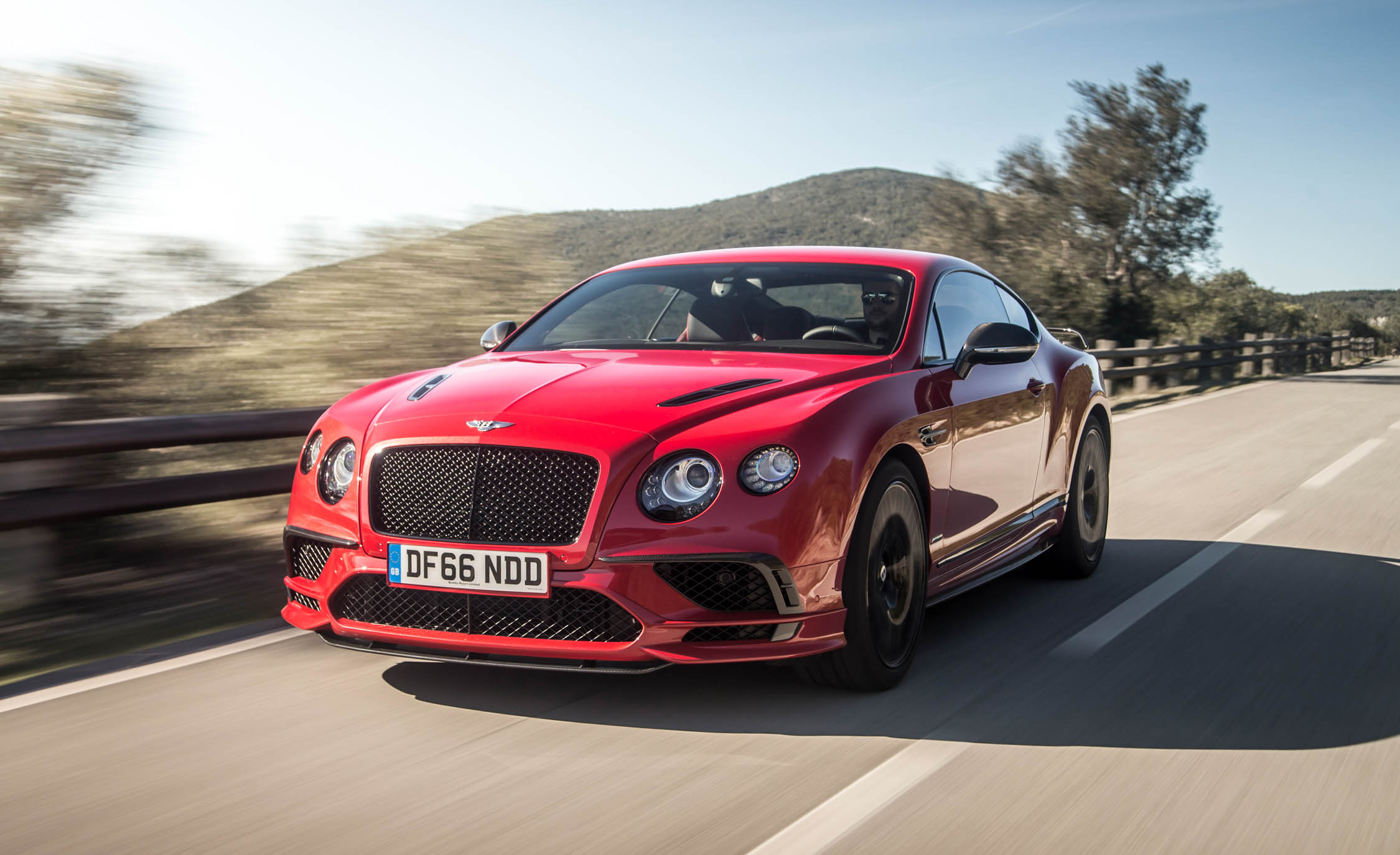 2018 Bentley Continental Supersports (View 27 of 66)