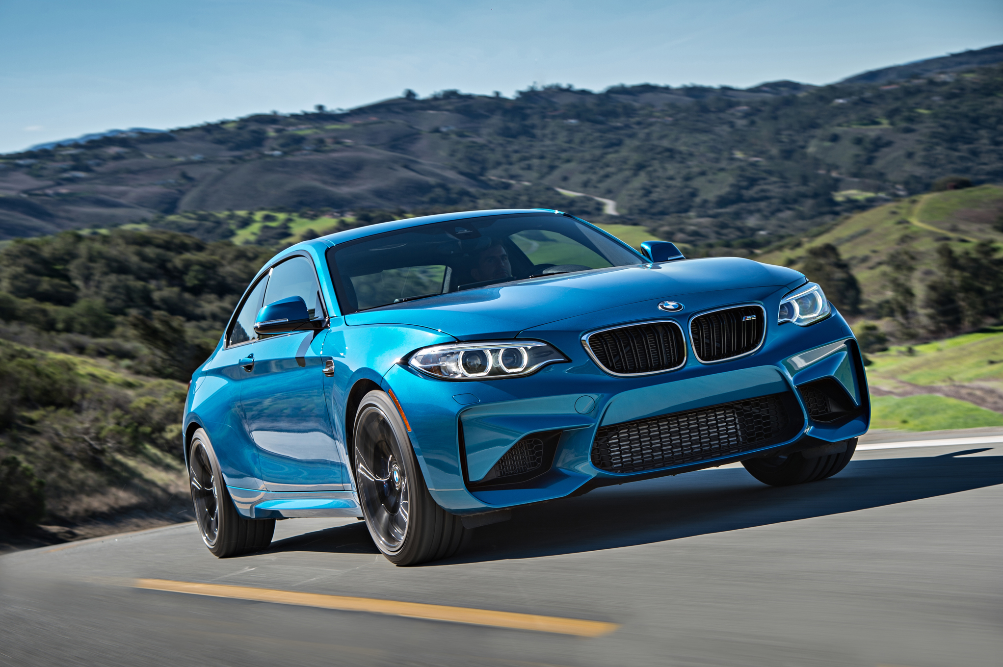 BMW M2 2016 (Photo 3 of 61)