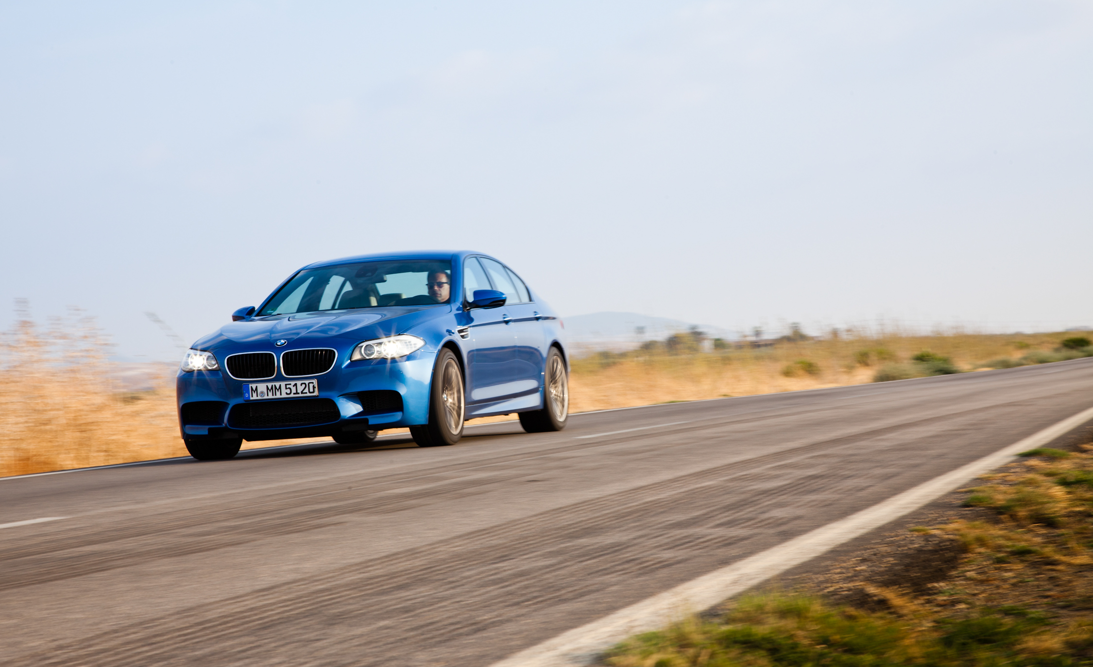 BMW M5 (View 18 of 22)