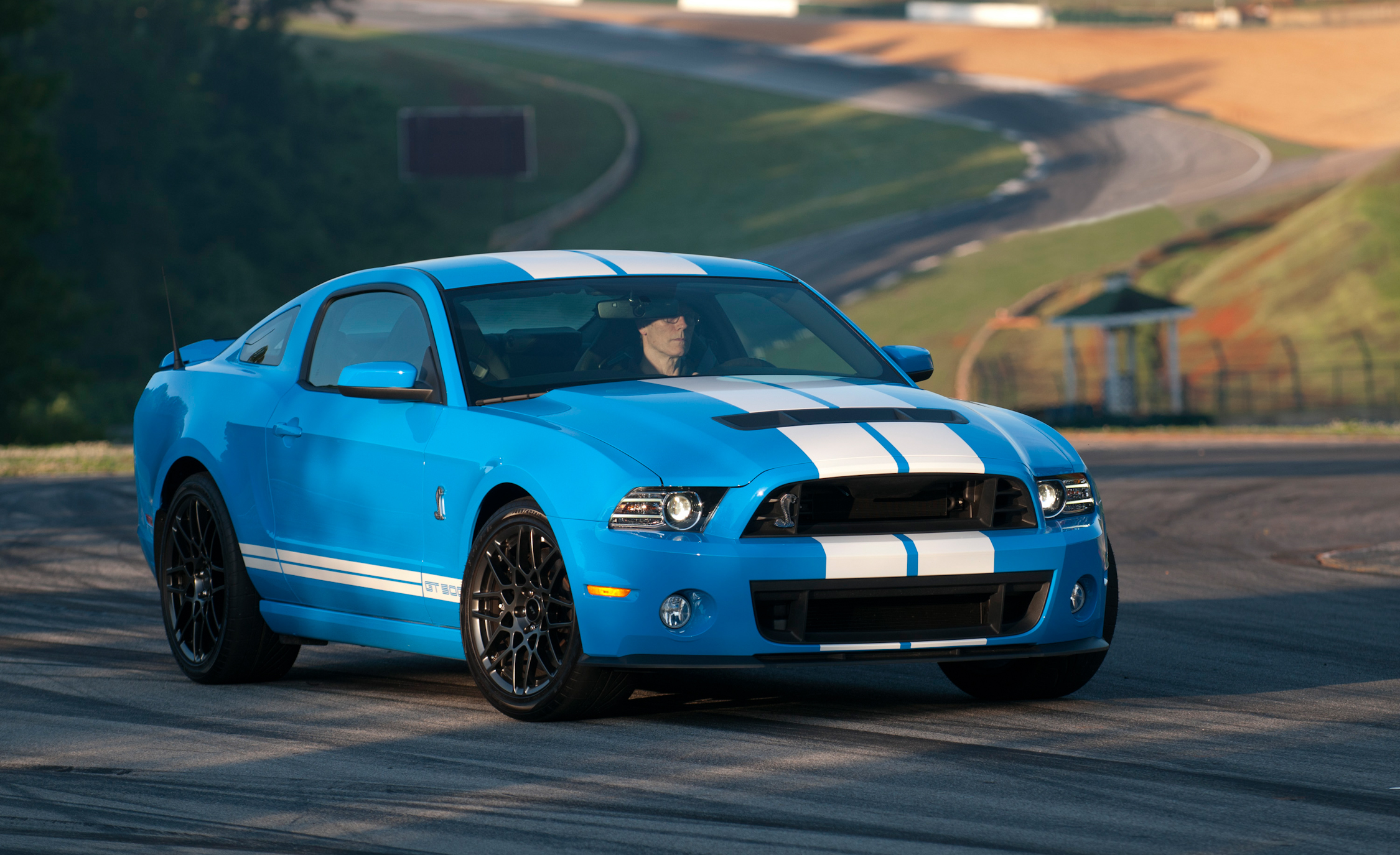 Ford Mustang Shelby GT500 (View 35 of 47)