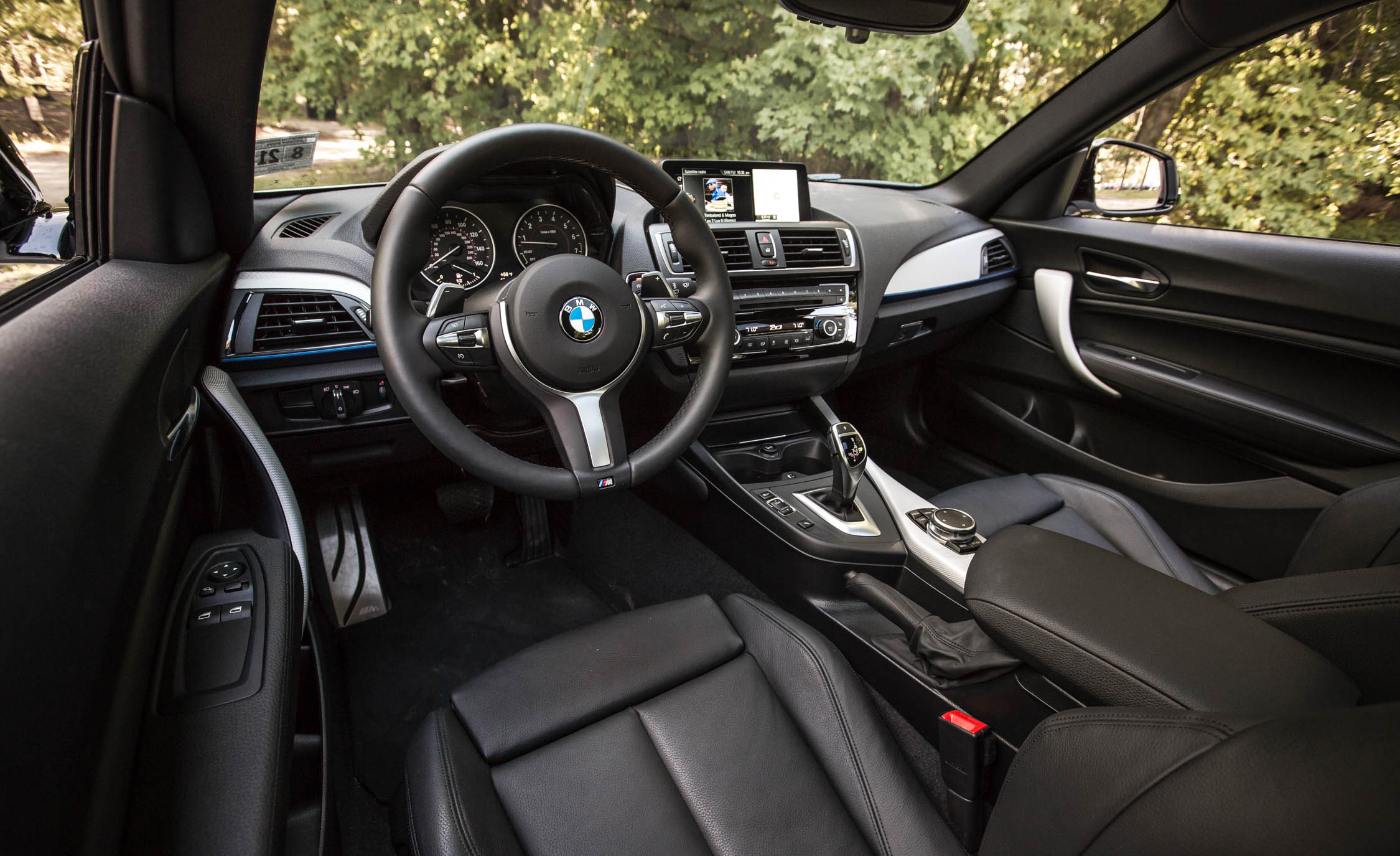2017 BMW M240i Coupe Automatic Interior Driver Cockpit And Dash (View 16 of 36)