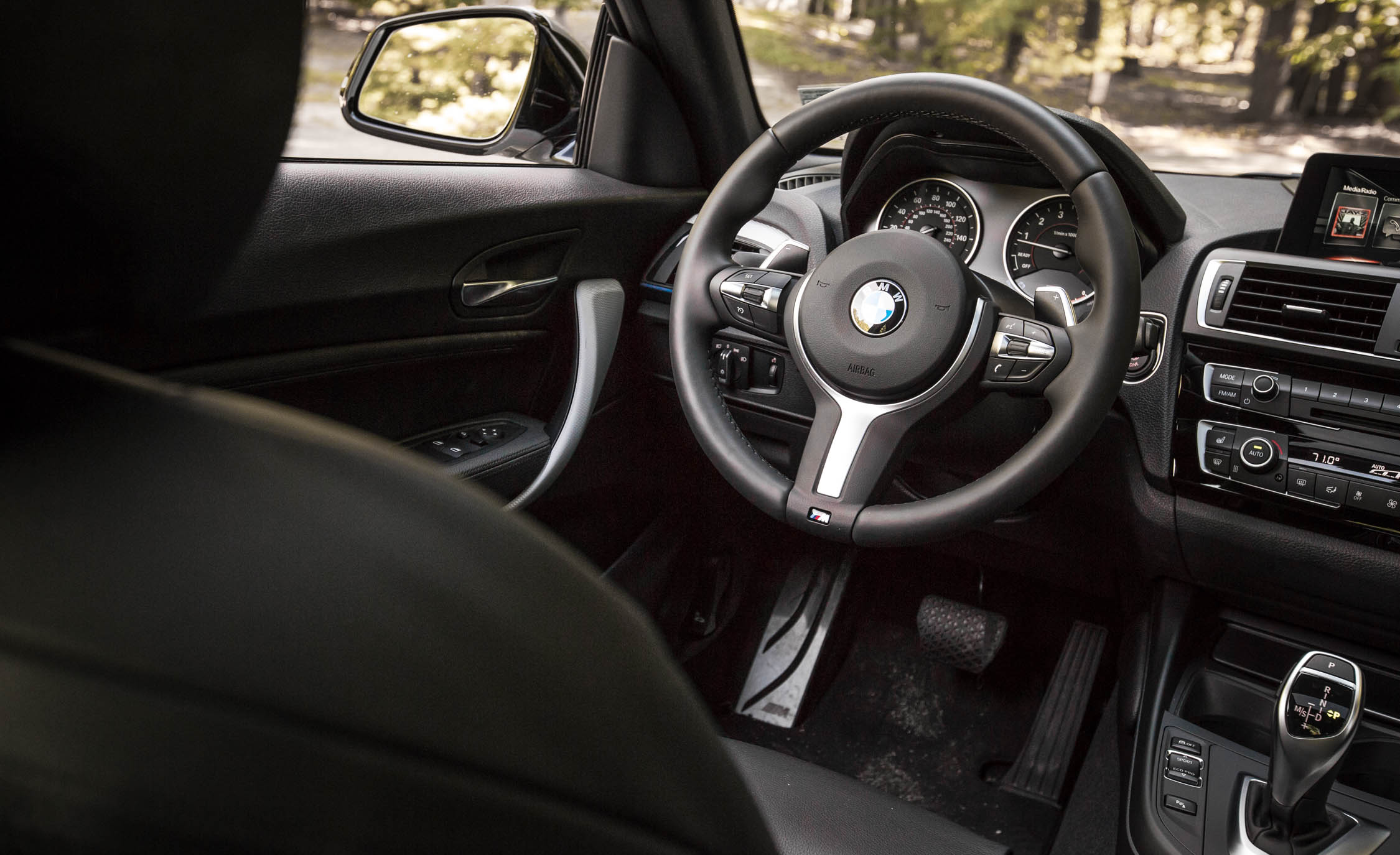 2017 BMW M240i Coupe Automatic Interior Driver Cockpit (Photo 22 of 36)