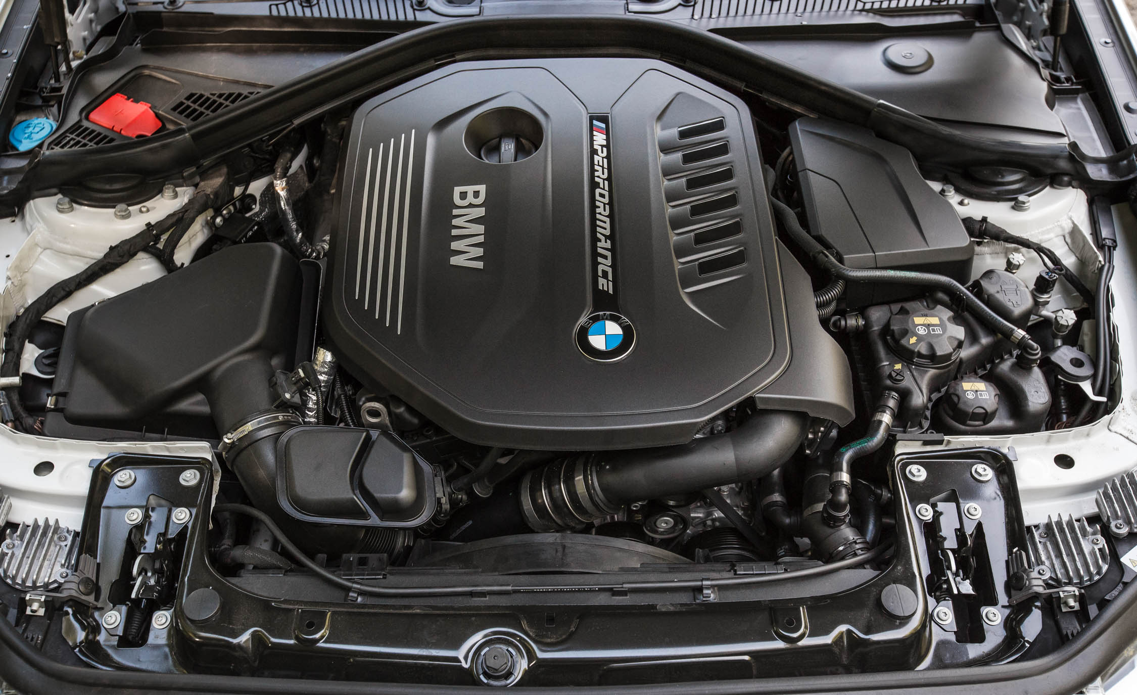 2017 BMW M240i Coupe Automatic View Engine (Photo 36 of 36)