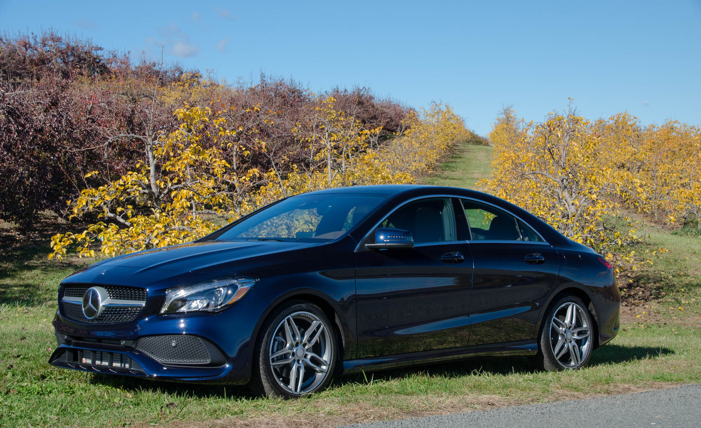 Featured Image of 2017 Mercedes Benz CLA