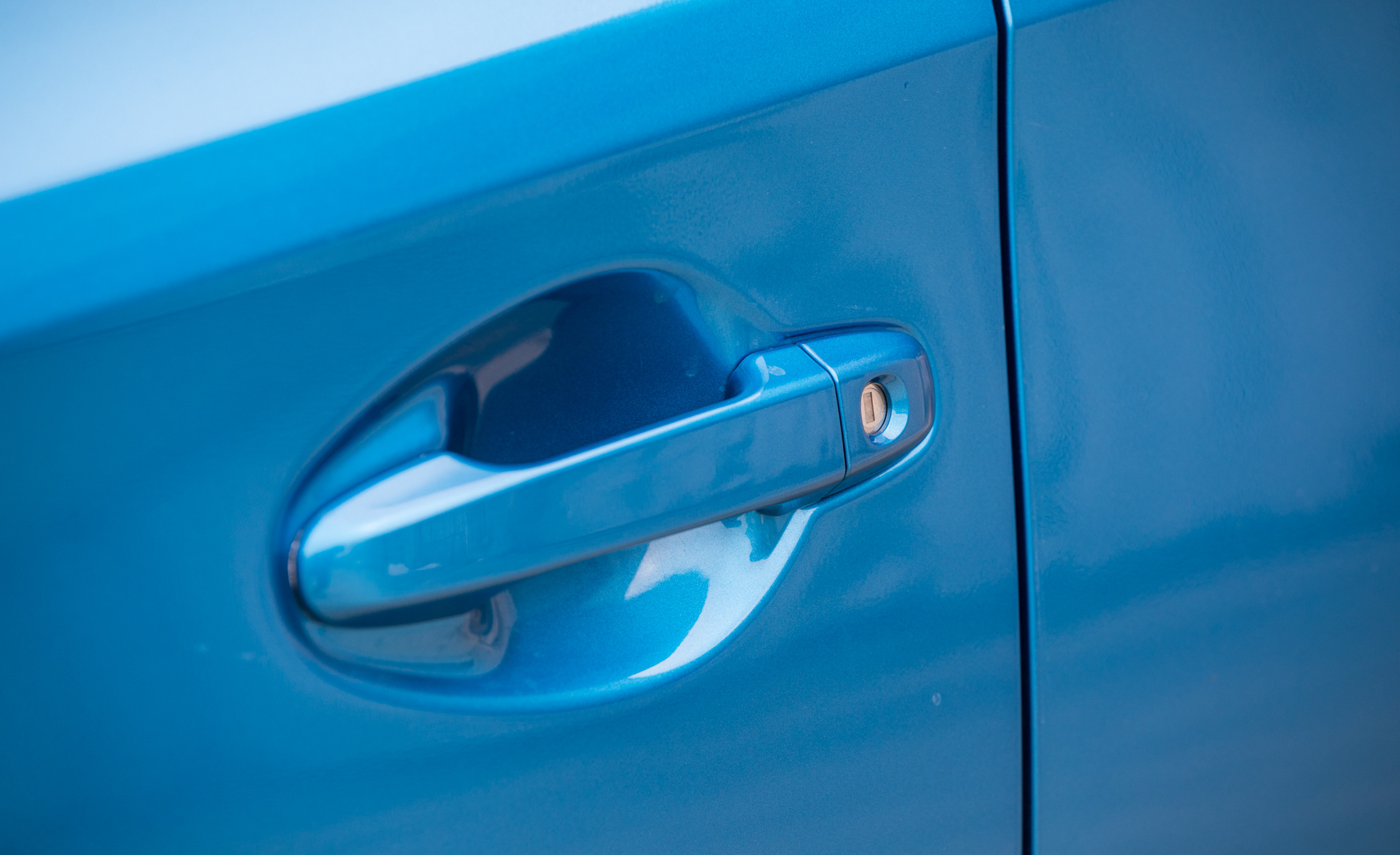 2017 Toyota Corolla IM Hatchback Exterior View Door Handle (Photo 10 of 52)