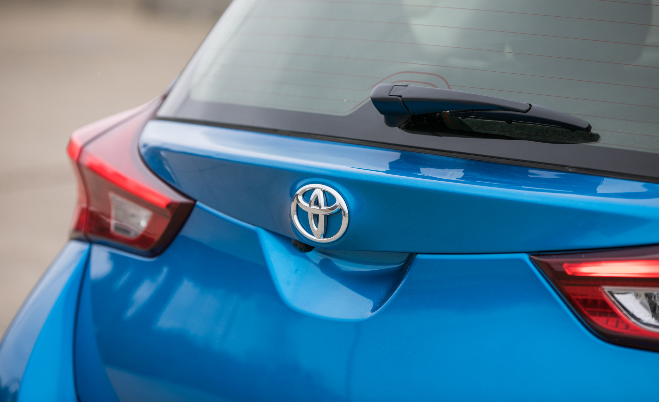 2017 Toyota Corolla IM Hatchback Exterior View Rear Emblem (Photo 16 of 52)