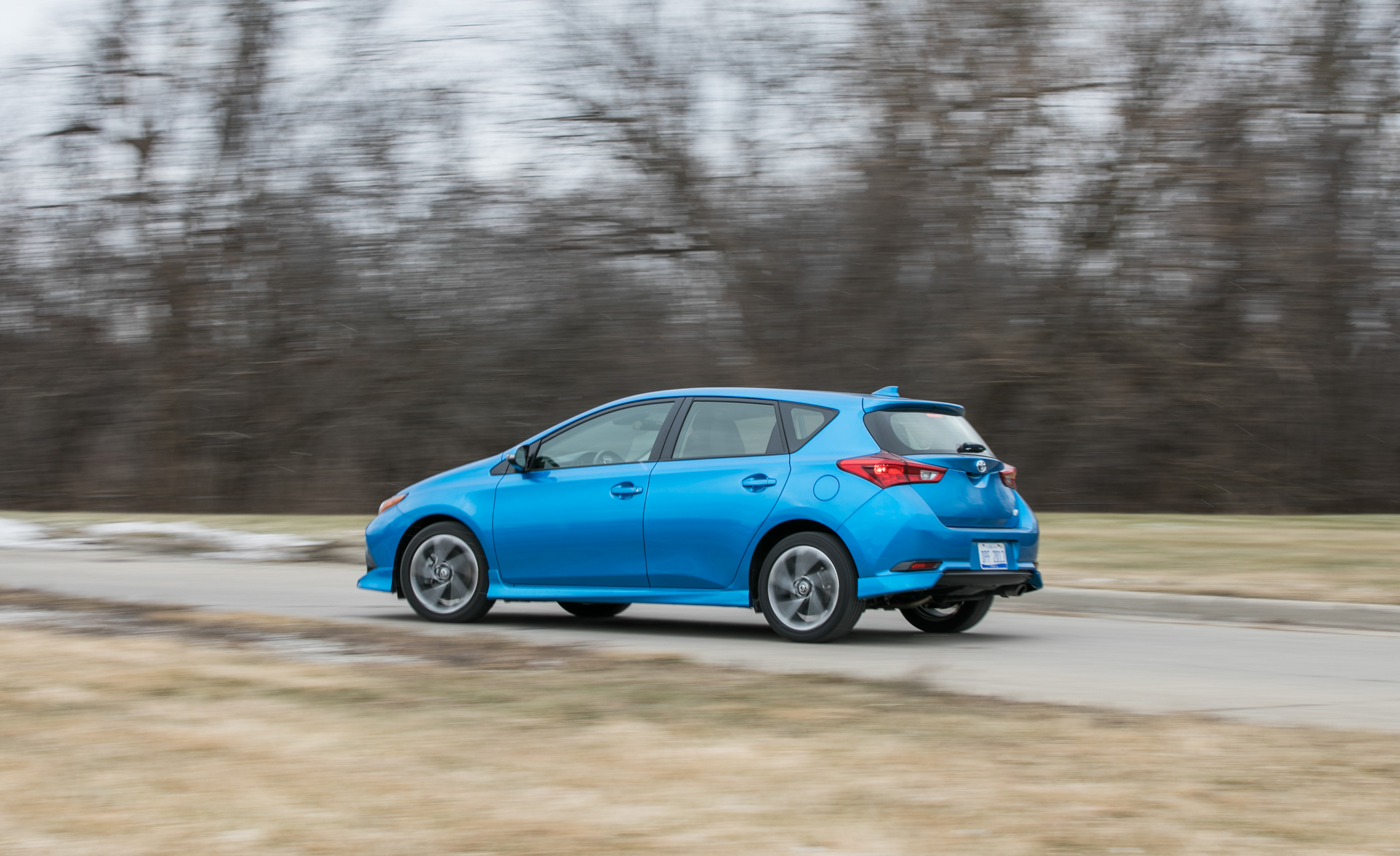 2017 Toyota Corolla IM Hatchback Test Drive Side And Rear View (Photo 50 of 52)