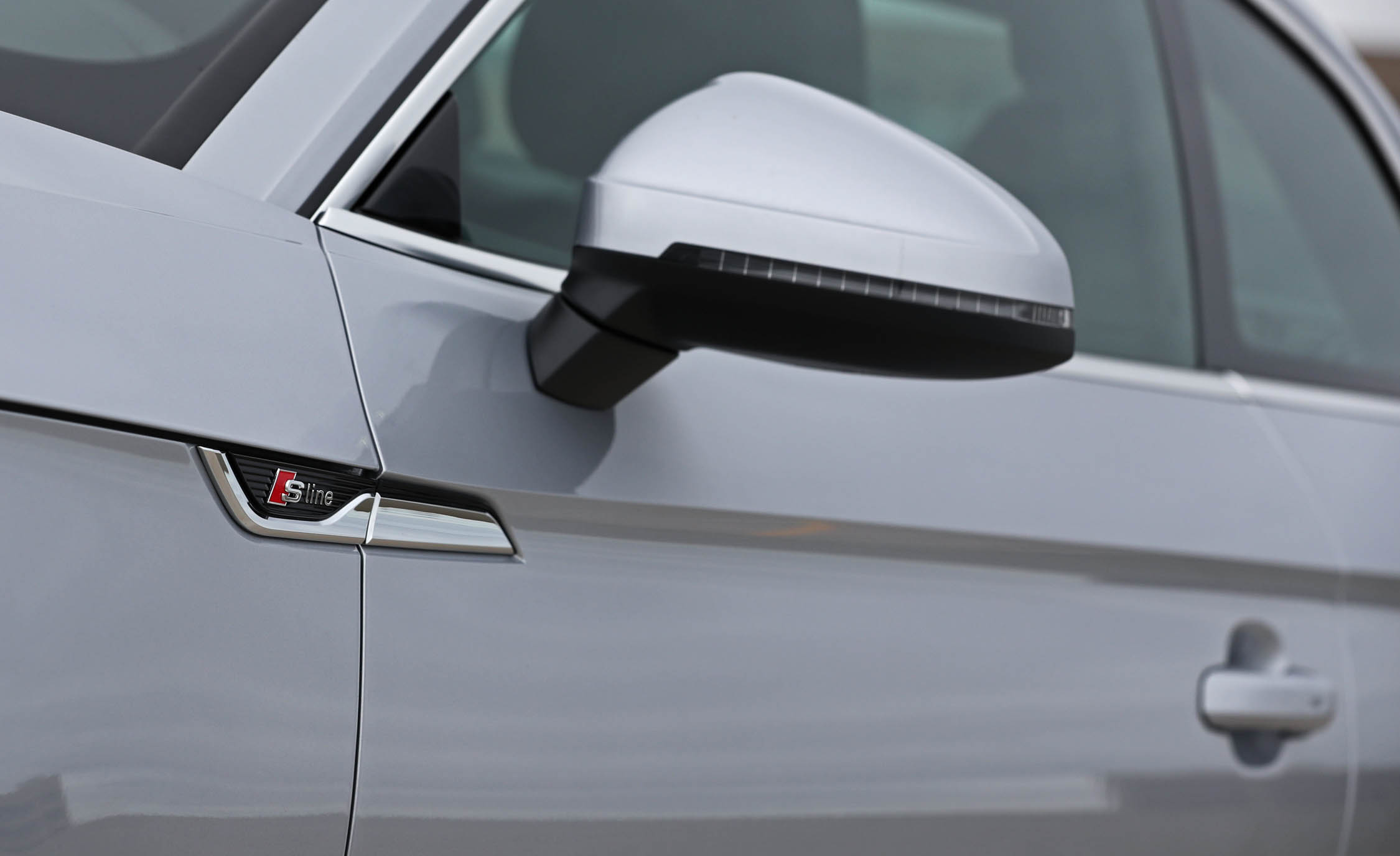 2018 Audi A5 Coupe Exterior View Side Mirror (Photo 12 of 50)