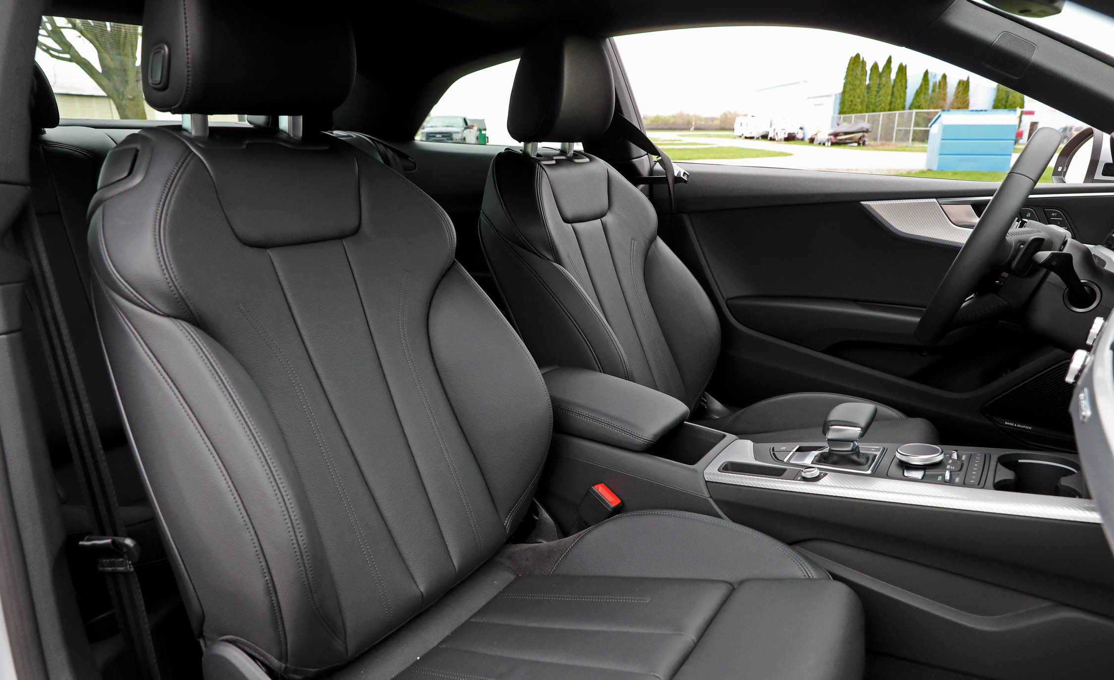 2018 Audi A5 Coupe Interior Seats (Photo 18 of 50)